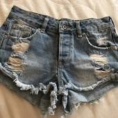 Шорти джинсові у відмінному стані