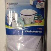 Набор мешков для стирки круглых Aquapur 3 шт