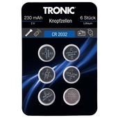 Лот 24 часа Батарейки 1 упаковка на выбор Tronic