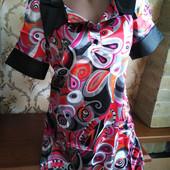 Женское нарядное платье производство Франция. Размер М (42-44).