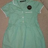 Платье халат новое на 6-7лет