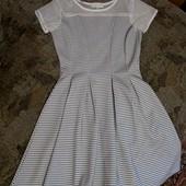 Качество!!! Красивое фактурное платьице от бренда Tammy, 10-11+- лет, в отличном состоянии