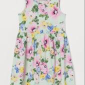 ♥-платье H&M ,р. 8-10-!♥