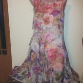 Повітряне плаття для відпочинку розмір М без нюансів!