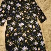 Новое шикарное фирменное платье р.12