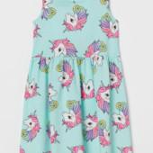 ♥-платье H&М ,размер 6-8 --♥