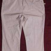 Укороченные летние джинсы cropped flare размер 18