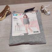 Германия!!! Симпатичная лёгкая коттоновая пижамка для девочки! 98/104!