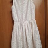 Красиве ажурне плаття 11-12 р. F&F