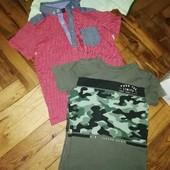 В лоте 3шт футболки,3шт шорты,трусики,носочки,реглан