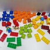 Лего дупло оригинал 50 деталей