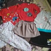 Пакет одежды на 4_5лет
