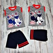 Детский костюм Mickey Mouse,хорошего качества и хорошей плотности