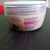Маска для волос с ароматом шоколада и бразильского ореха