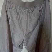 Лёгкие брюки натуральная ткань поб 60