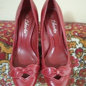 красивые туфли р 38 стелька 24,5
