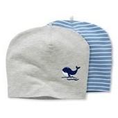 Яркая шапочка+шарфик, био-хлопок, Tchibo (Германия), размер: one size, полосатая