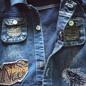 Крутая джинсовочка
