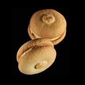 Смачнюче печиво Баніні з бананово-кремовою начинкою.В коробці 500 грам.