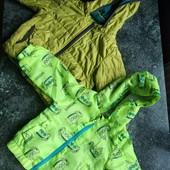 Дві чудові курточки на хлопчика