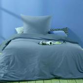 Шикарный сатиновый постельный комплект от Tcm Tchibo, Германия!