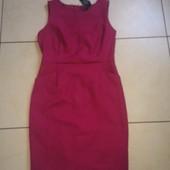 Шикарное фактурное платье 12 размера Смотрите фото