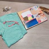 Распродажа!!! Германия!!! Симпатичный коттоновый наборчик для девочки! 86/92!