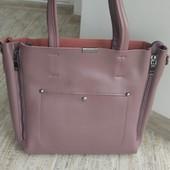 Распродаем остатки!!! Кожаная фирменная сумочка от Alex rai