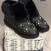 Ботинки женские. Зима
