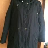 Куртка, парка, деми, р. XL. Authentic. состояние отличное