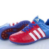 футбольные кроссовки для мальчиков фирма Adidas. Турция
