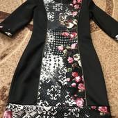 Стильное дизайнерское платье от Ukraine