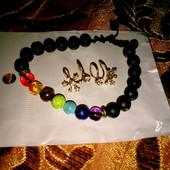 Лот набор 2 Серьги-каффы под золото с кристаллами, клипсы, обманки и браслет из камней Лот 2 шт.
