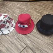 Шляпы для джентльмена одна на выбор 52-54