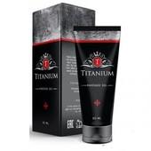 Гель Titanium (Титаниум) для увеличения члена 50 ml