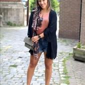 Стильный вискозный кардиган Esmara c коллекции Heidi Klum evro 40/42+6