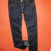 Шикарные женские джинсы скинни clockhouse 34 в новом состоянии