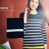 Нежный, тоненький вязанный пуловер Esmara Германия размер евро XS (32/34)