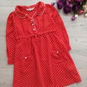 Платье для девочки 1,5-2года. H&M.