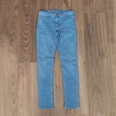 Стрейчевые джинсы на рост 146см