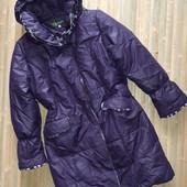 Зимнее пальто на холлофайбере! Есть нюанс!