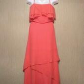 Шикарное фирменное платье Coast (Кост), размер uk12, качественное, на 5+