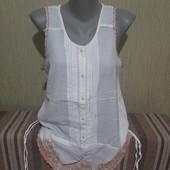 Фирменная блузка Falmer (Фалмер), размер uk12-14, качество, на 5+, мерки есть