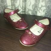 Туфли для девочки.Стелька 18,3