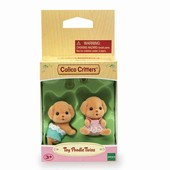 Calico critters малыши пудели