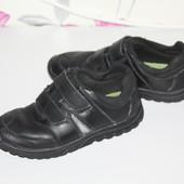 фирменные туфли-красовки Clarks стелька 21.5