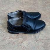 Туфли школьные, стелька 22,5, размер 35