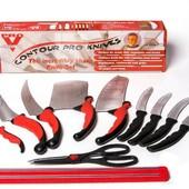 Идеальный набор профессиональных, стильных и функциональных ножей Contour Pro (Контур Про)