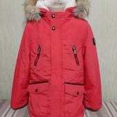 Шикарная, качественная, зимняя куртка Egret (Эгрет), на 6 лет, в отличном состоянии, смотрите мерки