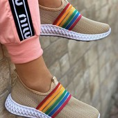Яркие‼️ Нежаркие‼️ Стильные женские кроссовки!
